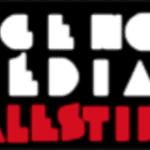 logo agence media palestine