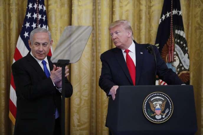 Netanyahou-et-Trump