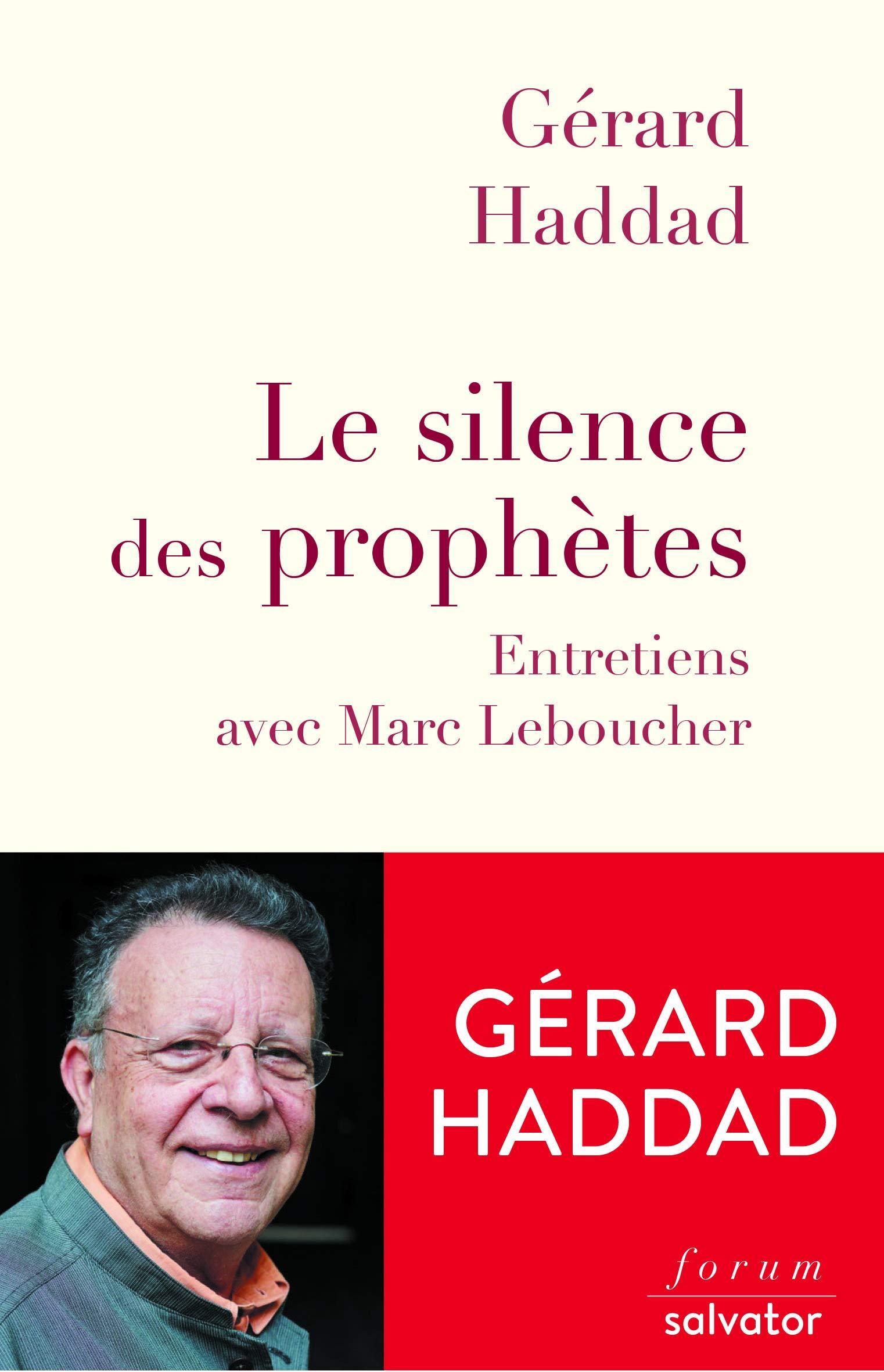 le silence des prophètes